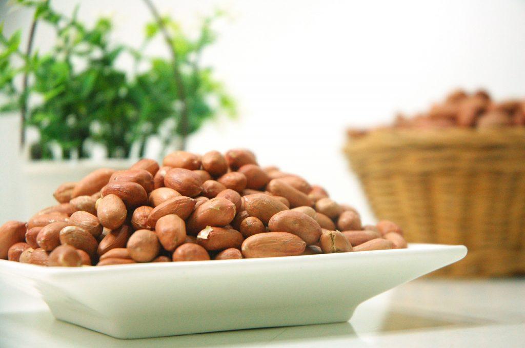 Nuts help mood