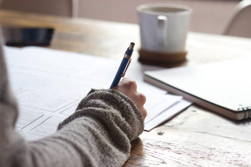 Writing Hobby, reducing stress